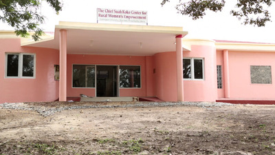 Chief Suah Koko Center for Rural Women&#039;s Empowerment<br />