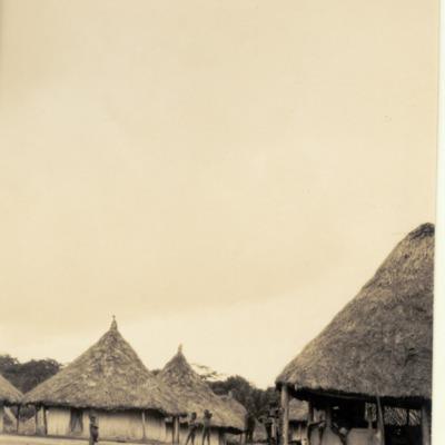 View of children and Suah Koko Liberia