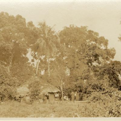 Village view, Suah Koko, Liberia